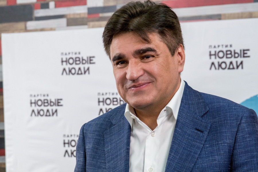 Алексей Нечаев.