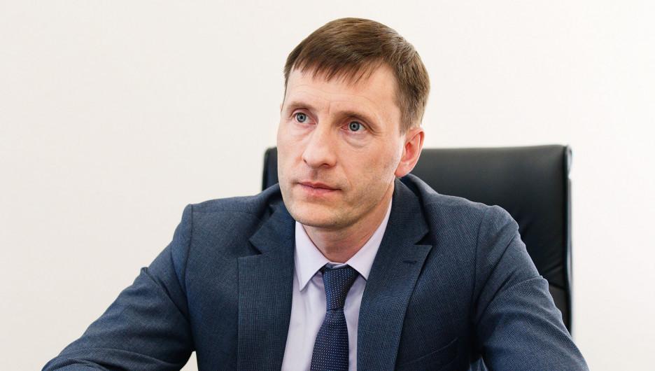 Александр Анатольевич Климин.