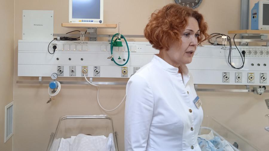 Центр охраны материнства и детства. Светлана Дуплик.