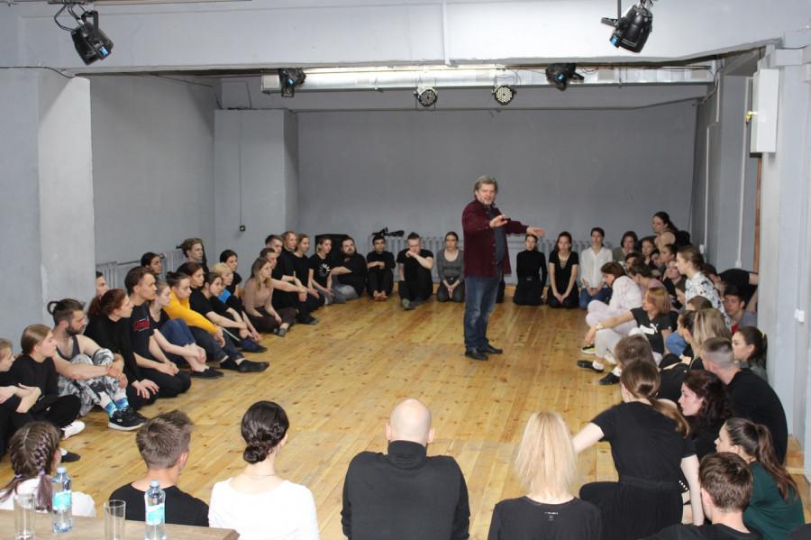 В Барнауле прошел кастинг в академию Никиты Михалкова