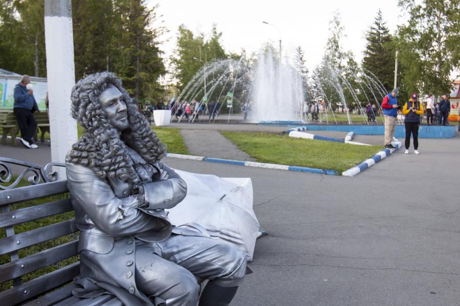 """В Барнауле прошла """"Ночь музеев"""". 22 мая 2021 год"""