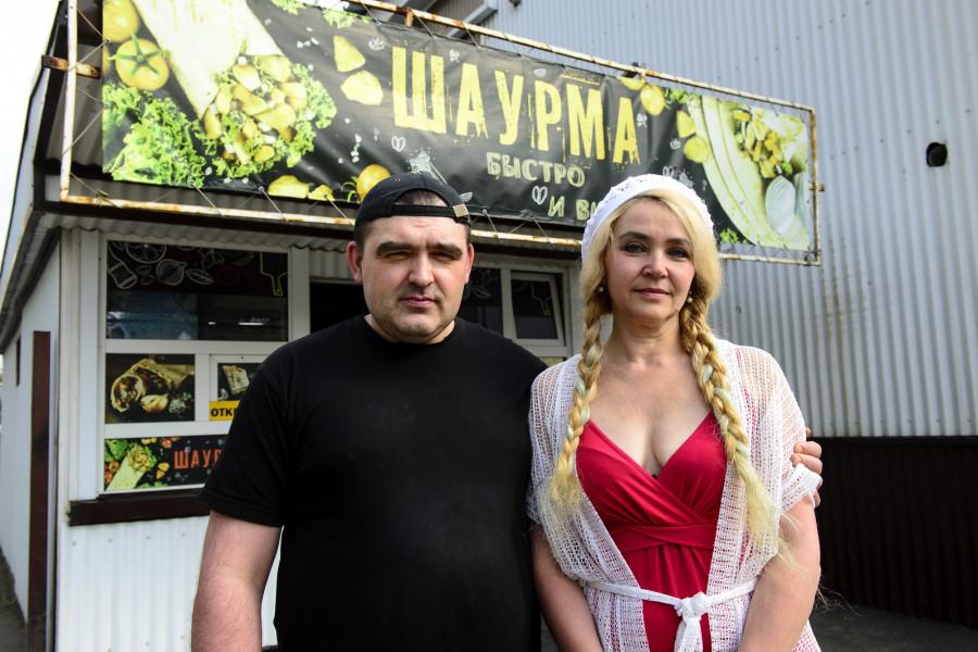 Дмитрий и Ирина Однораловы.