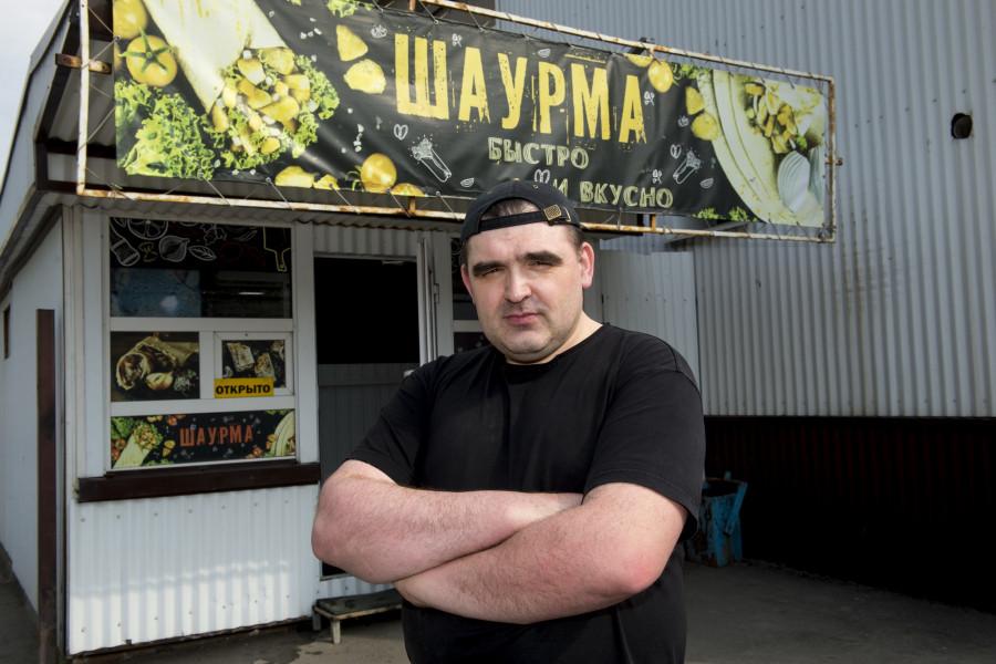 Дмитрий Одноралов.