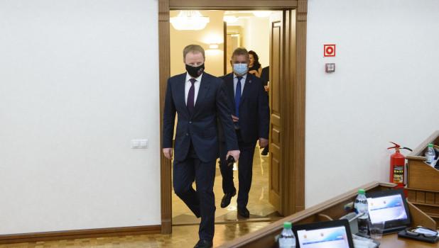 Стало известно, кто из единороссов возглавит список кандидатов на выборах в АКЗС