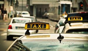 Автомобиль. Такси.