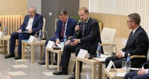 Виктор Томенко принял активное участие в VII конгрессе предпринимательских объединений края.