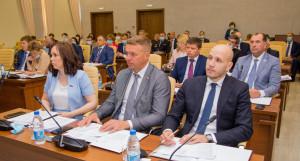 Депутаты на сессии 28 мая 2021 года.