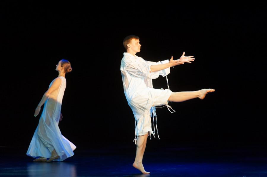 "Репетиции балета ""Вий""."