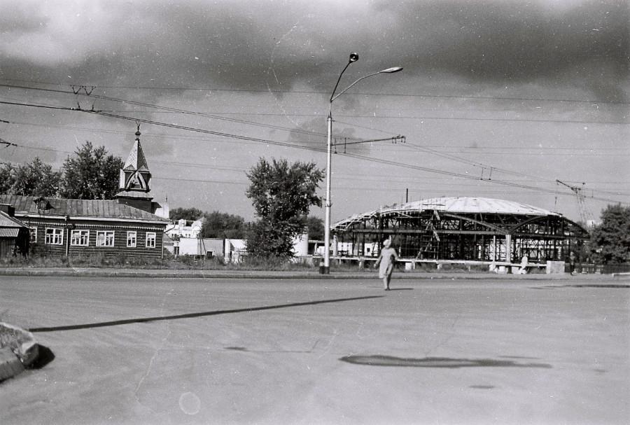 Гостиница «Империал». Архивное фото.