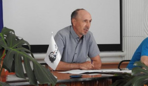 Владимир Попрядухин.