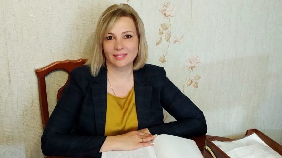 Наталья Государкина.