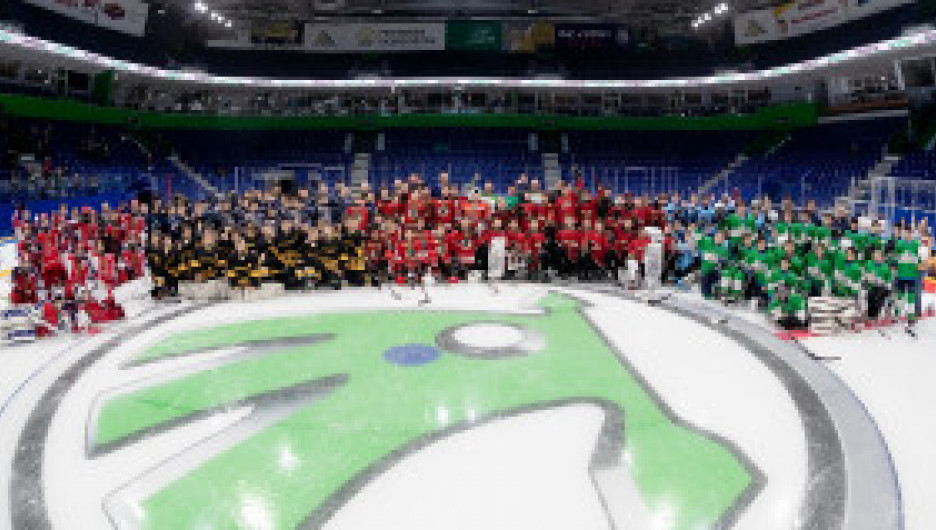 Международный юношеский хоккейный турнир «КУБОК ŠKODA».