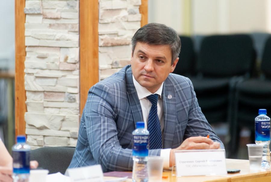 Сергей Струченко.