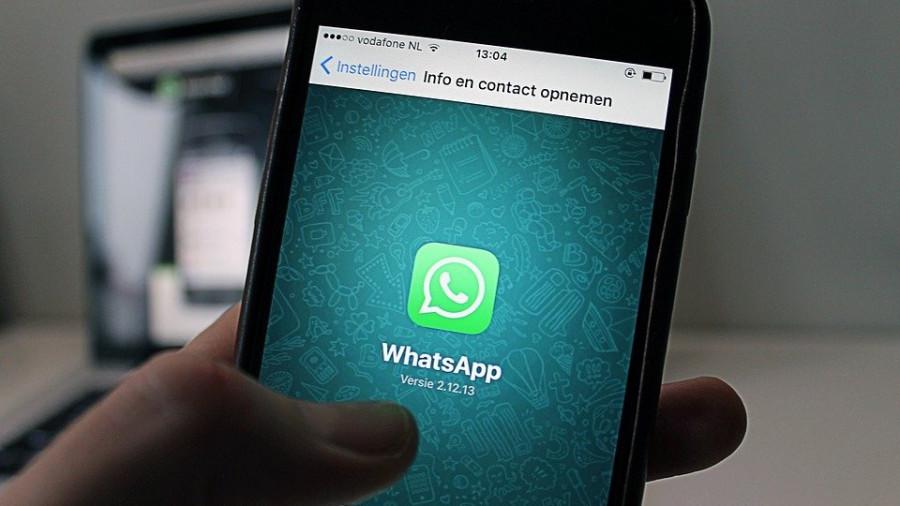 Мессенджер WhatsApp.
