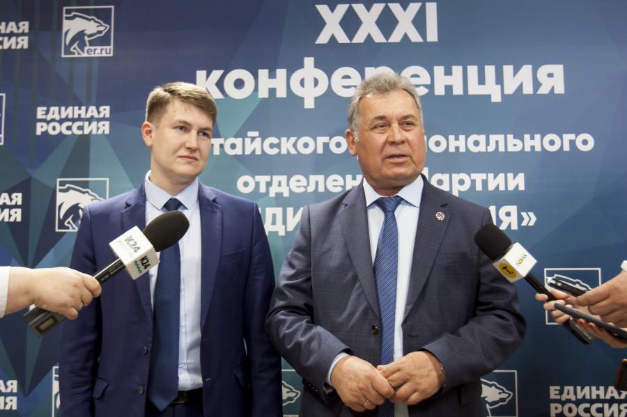 Рекорд за рекордом. Алтайские единороссы отчитались о своих достижениях за пять лет тяжелой работы