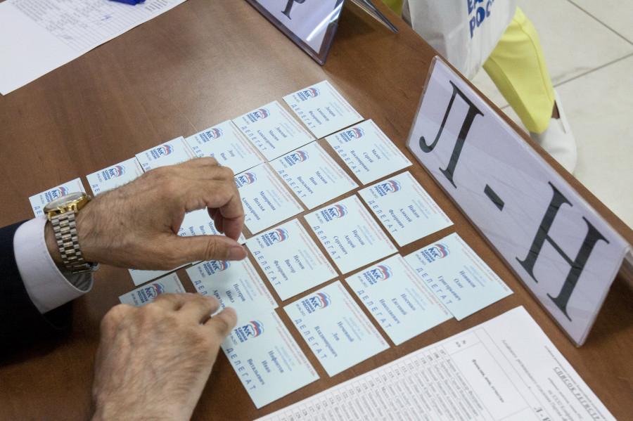 Осень покажет, кто и как поработал на округе. Алтайские единороссы собираются побеждать на выборах