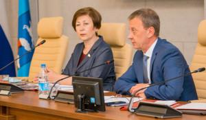На заседании Барнаульской городской думы 11 июня 2021 года.