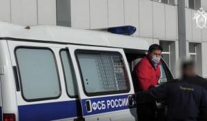 Задержание Александра Дементьева.