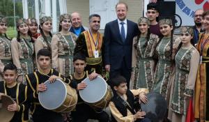 День России на Бирюзовой Катуни. 12 июня 2021 года