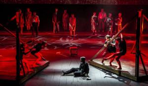 Алтайский театр драмы выступил на легендарной сцене театра Вахтангова