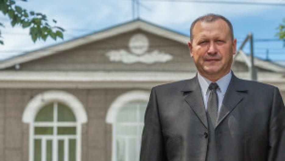 Владимир Бачурин.