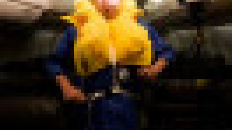 Авиационный спасательный жилет.
