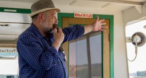 Артур Кунгуров. Экскурсия от краеведческого музея. Теплоход.