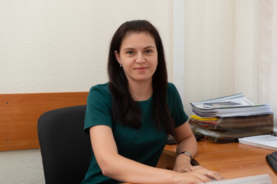"""""""Мисс-Агро"""" Виктория Зимина."""