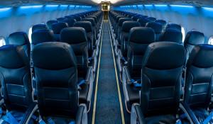 "Boeing 737-800 авиакомпании ""Победа""."