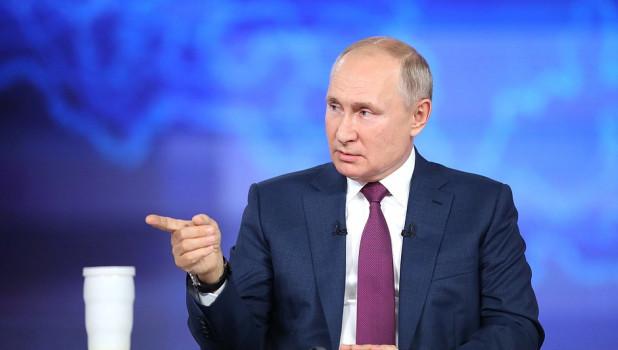 Путин рассказал, как власти будут бороться с поддельными сертификатами о вакцинации