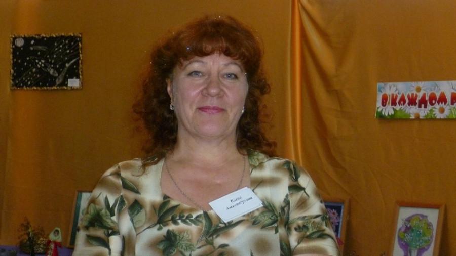 Елена Шабалина, педагог заринского детского дома.