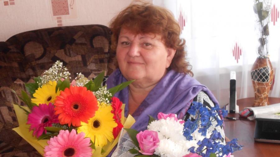Ирина Парчагина, педагог заринского детского дома.