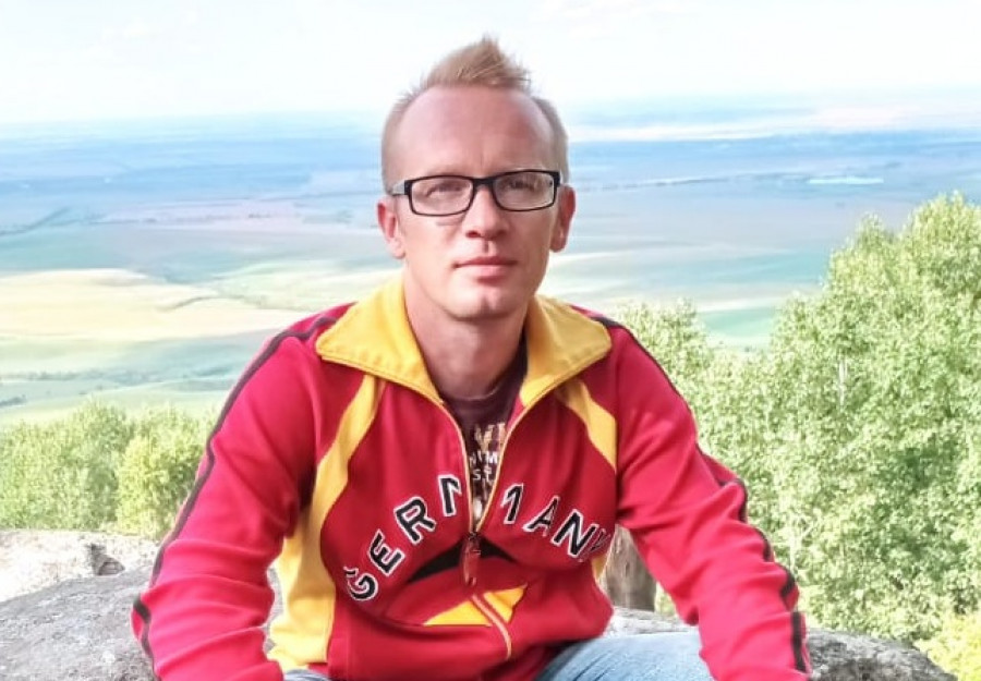 Илья Кочетков.