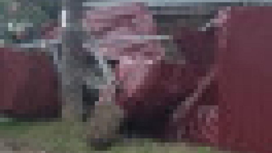 Авария в Горном Алтае. За рулем - девушка