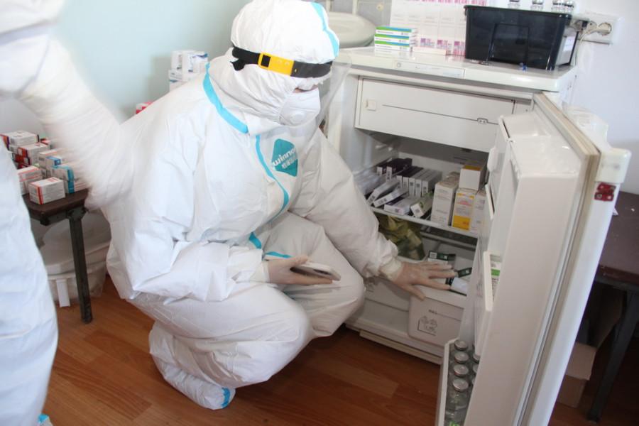 Минздрав взял работу ковидных госпиталей на контроль.