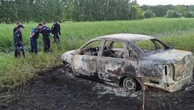В Барнауле убили и сожгли участкового полиции.
