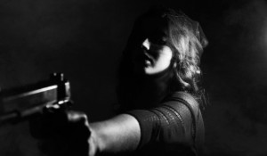 Пистолет. Криминал.