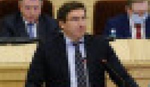 Константин Хальзов, министр здравоохранения Новосибирской области.