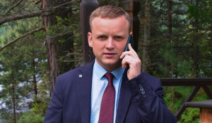 Глава администрации МО Артыбашское сельское поселение Алексей Киршин.