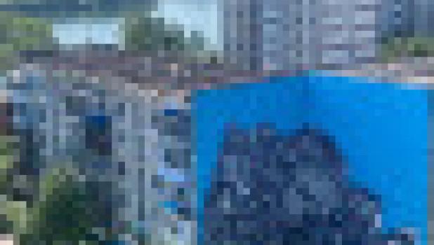 Пятиэтажка в Бийске.