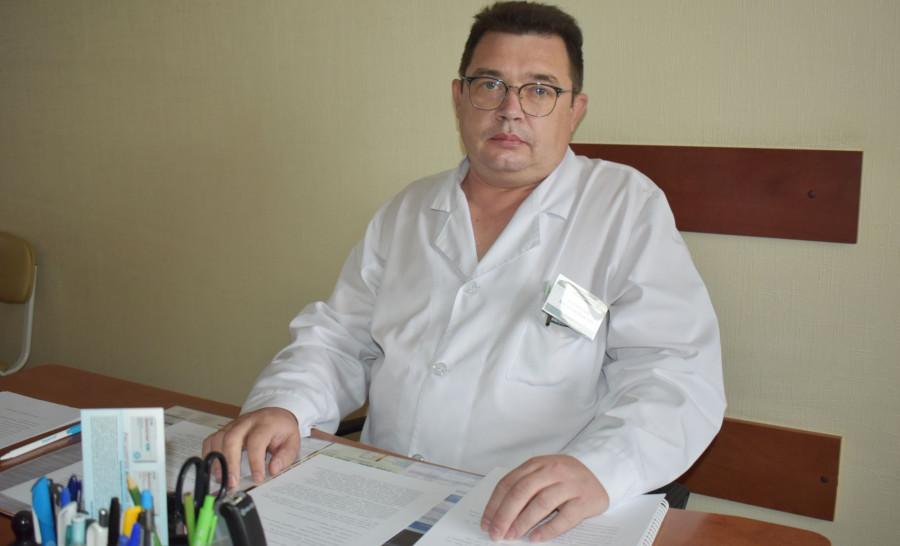 Невролог Константин Колокльцев.