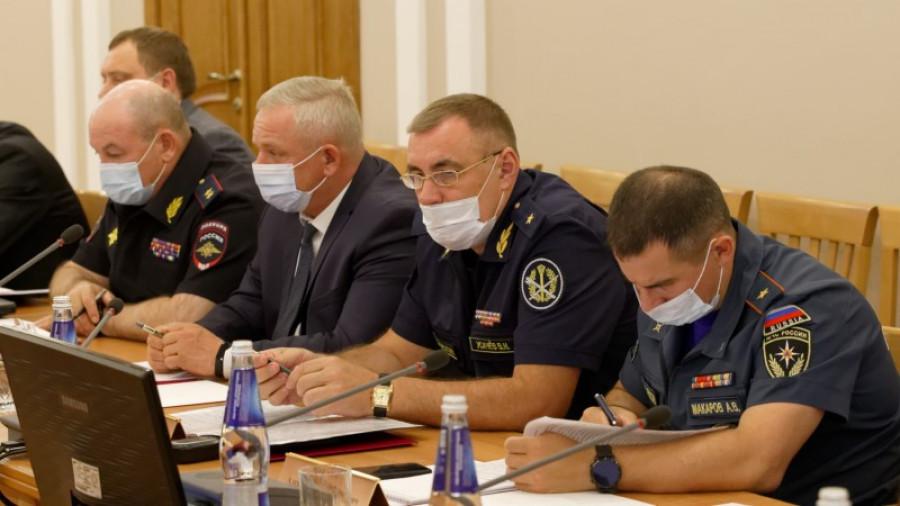 Томенко рассказали, как в Алтайском крае на фоне пандемии будут проводить трехдневные выборы