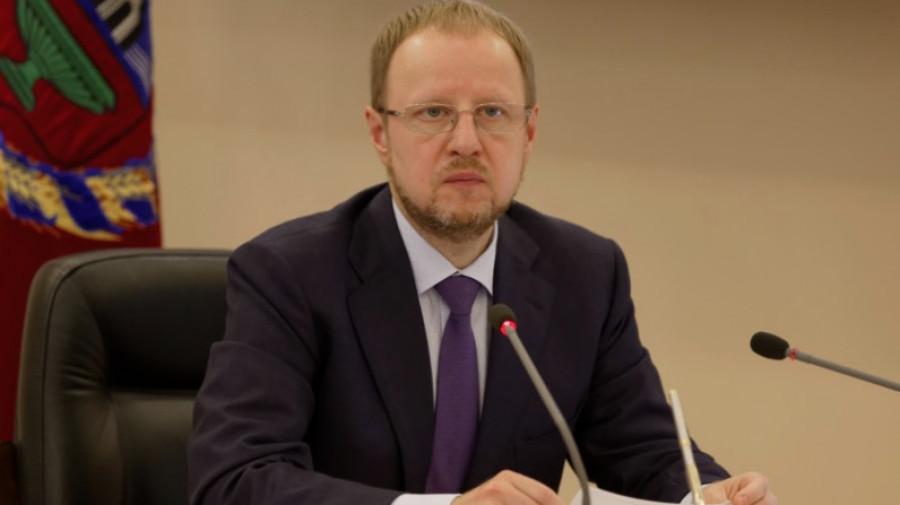 Виктор Томенко. Совещание по газификации в правительстве края. 22 июля 2021 года.