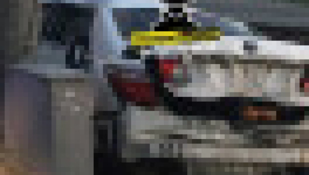 Авария на Малаховском кольце.