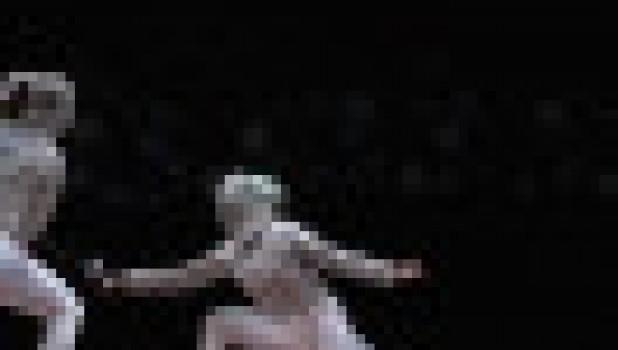 Софья Великая и София Позднякова в финальном турнире Олимпиады в Токио.