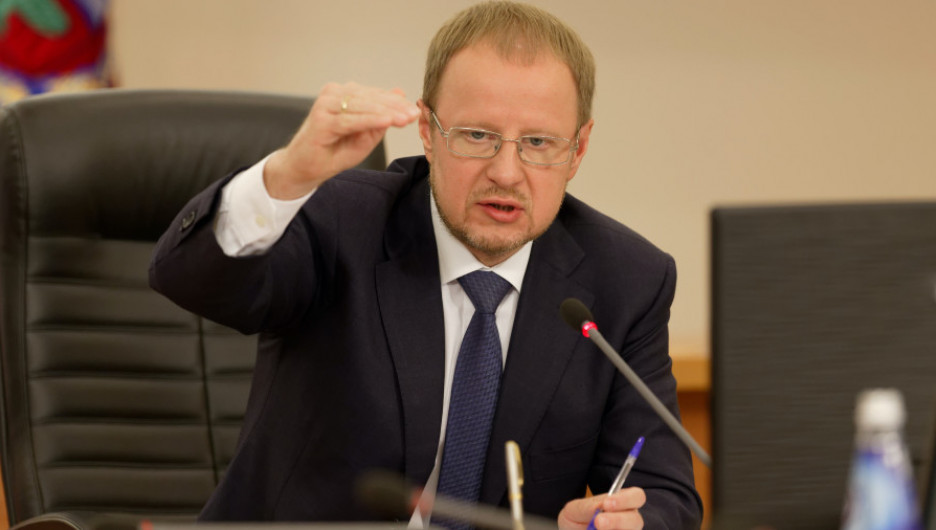 Виктор Томенко. Большая пресс-конференция.