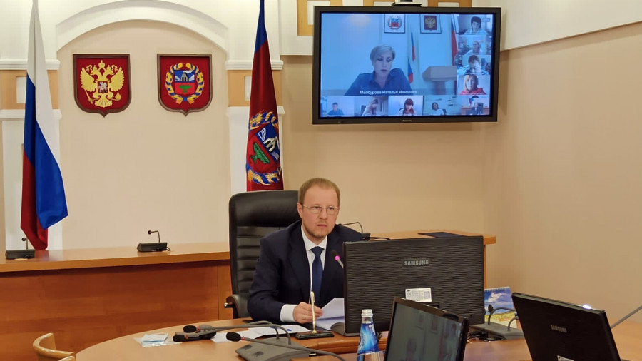 Большая пресс-конференция Виктора Томенко.