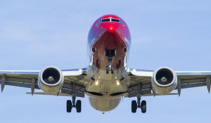Самолет Boeing 737.