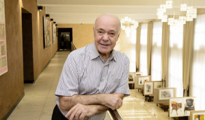 Заслуженный артист РСФСР Юрий Кашин отметил 80-летний юбилей