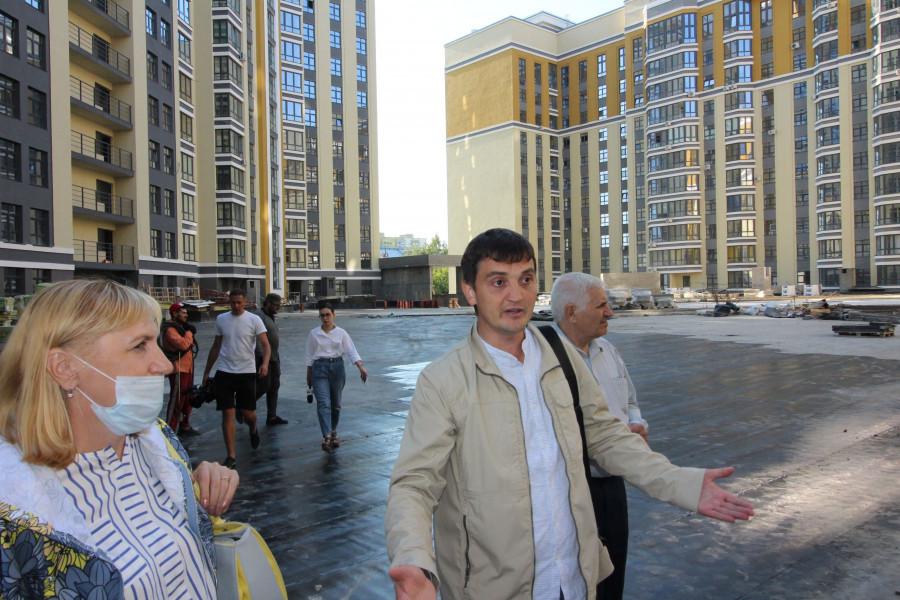 Собственники квартир в ЖК Столичный недовольны элитным домом.
